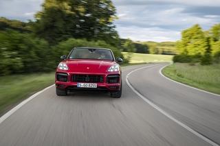Porsche Cayenne GTS Coupé - Lieblingskind