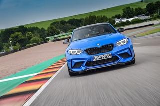 BMW M2 CS - Reifeprüfung