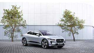 Jaguar I-Pace 2021 - Nachtlader