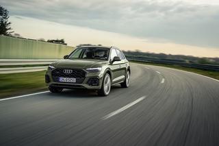 Audi Q5 - Ampelflüsterer