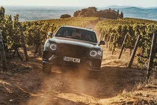 Erprobung Bentley Bentayga 2021 - Unter Erfolgsdruck