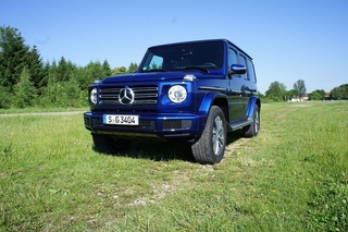 Mercedes G-Klasse 350d - Kein Jedermann