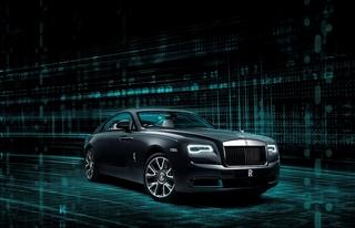 Rolls-Royce Wraith Kryptos - Geheimcode