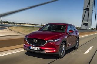 Mazda CX-5 2021 - Genau hinschauen