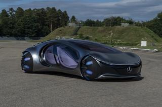 Mercedes Vision AVTR - Wenn Designer Regisseure werden