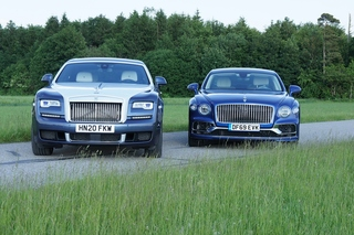 Bentley Flying Spur - Rolls-Royce Ghost - Königskinder