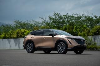 Nissan Ariya 2021 - Auf den Spuren des Leaf