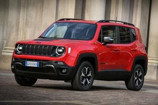 Jeep Renegade 4xe - Strom macht vier