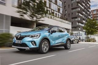 Renault Captur E-Tech - Hochsitz