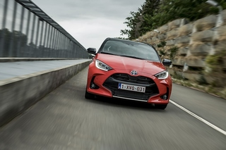 Toyota Yaris Hybrid - Chefsache