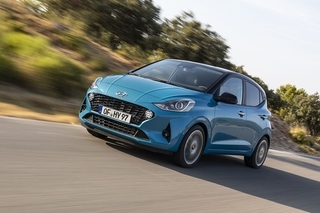 Hyundai i10 1.2 - Smart anders