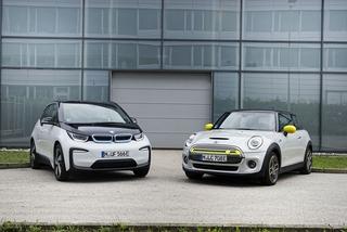 Vergleichstest Mini Cooper SE gegen BMW i3 - Wachablösung?