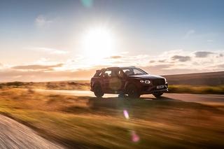 Bentley Bentayga V8 2021 - Hoch zu Ross