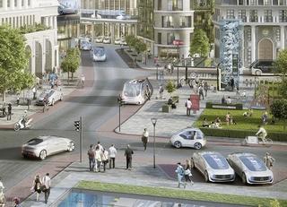 Mobilität im Jahr 2035 - Weniger Autos mehr Stau