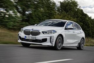 Erste Fahrt im BMW 128 ti - Verkehrte Welt