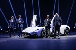 Neuausrichtung bei Maserati - Der nächste Versuch