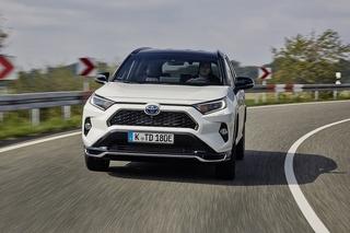 Toyota RAV4 PHEV 2021 - Erfolgsdruck
