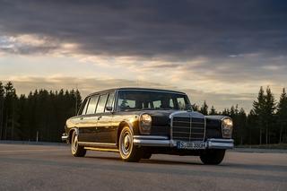 Mercedes 600 Pullman - Die rollende Republik