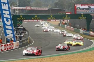24 h von Le Mans 2020 - Frühherbst