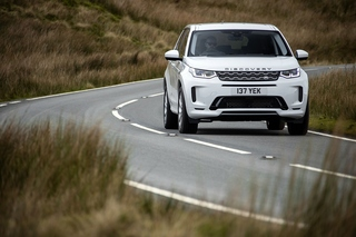 Land Rover Discovery Sport P300e - Dreireiher