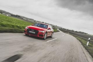 Audi A6 Avant 55 TFSI Quattro - Dienstwagen-Dynamiker