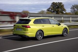 VW Golf Variant 1.5 eTSI - Platz gemacht