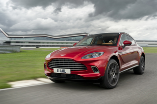 Fahrbericht: Aston Martin DBX - Sportwagen auf Stelzen