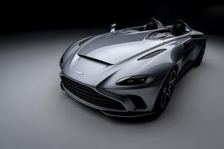 Aston Martin V12 Speedster  - Teuer. Selten. Dachlos.