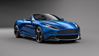 Aston Martin Vanquish S Volante - Da geht was