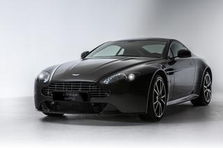 Sondermodell Aston Martin Vantage SP10 - Extra zum Selbstschalten