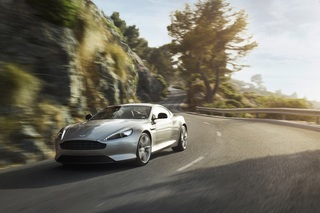 Aston Martin DB9 - Mehr Wucht aus zwölf Zylindern