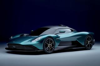 Aston Martin Valhalla - Flachmann mit Rekordziel