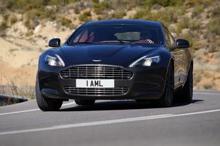 Aston Martin Rapide: Der viertürige Sportwagen (kurz)