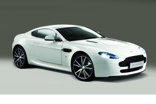 Aston Martin V8 Vantage N420: Weniger Gewicht, mehr Dynamik