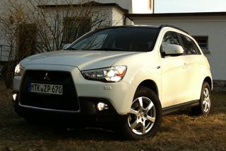 Gebrauchtwagen-Check: Mitsubishi ASX  - Der Lifting-Meister