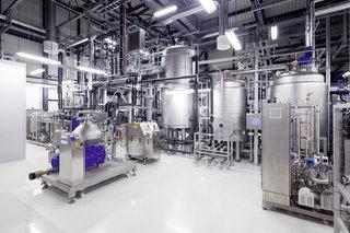 E-Fuels-Entwicklungsplattform   - Demonstrationsanlage für Bio-Spri...