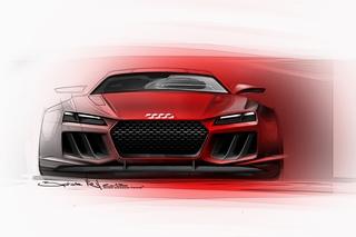 Audi Quattro Sport E-Tron Concept - Stromstoß für den Allrad-Pionier