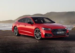 Audi A7 Sportback Plug-in-Hybrid - Das große Coupé kommt an die Ste...