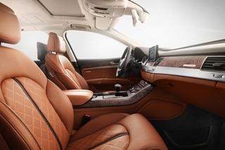Audi A8 Exclusive Concept - Mehr Luxus für den Luxus-Liner