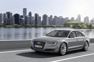 Audi A8 -  Geht strahlend in die Zukunft (Vorabbericht)