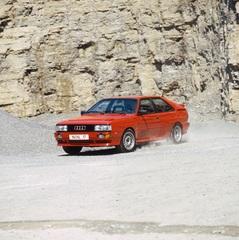 Impression Audi Quattro und RS3 - Bruder Fünfzylinder