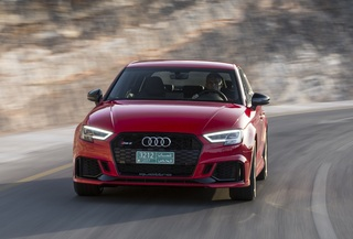 Audi RS 3 - Doppeltes Flottchen (Kurzfassung)