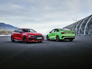 Audi RS3 - Auf Tuchfühlung mit den 300