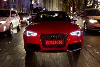 Audi RS5 Cabriolet - Schnelle Offenheit (Vorabbericht)
