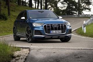 Fahrbericht: Audi SQ7/SQ8  - Jetzt macht der Benziner Sport