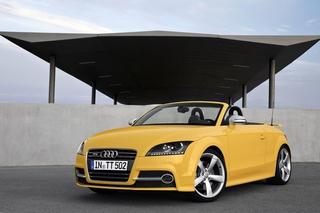 Audi TTS competition -  Gelb-Graue Jubiläumsedition