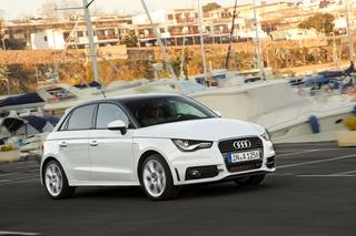 Audi A1 Sportback - Zwei plus, zwei minus (Kurzbericht)