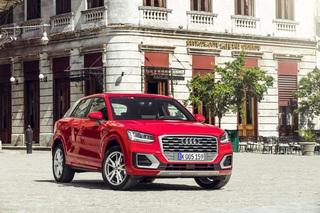 Audi Q2 - Kleines Edel-SUV für die Stadt (Vorabbericht)