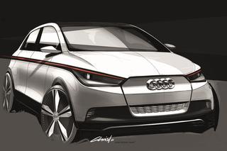 Audi A2 Concept - Comeback eines Avantgardisten