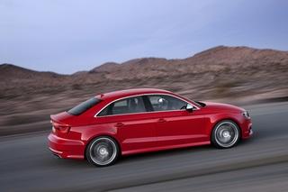 Audi A3 Limousine - Der Jetta aus Ingolstadt